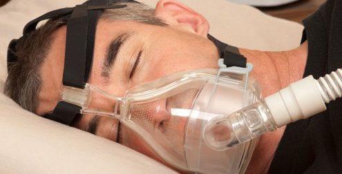 cura apnea notturna con CPAP